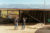 Eric et Cédric en visite de chantier pour la finalisation d'un hangars