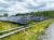 Centrale au sol IRISOLARIS projet réaliser sur Albi